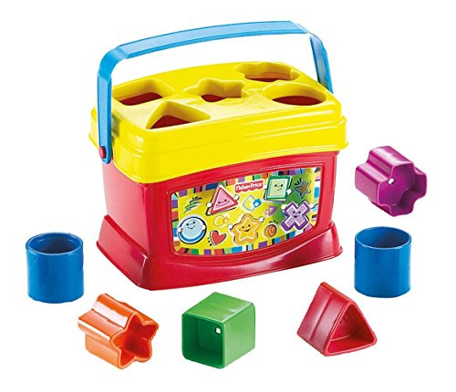 New Fisher-Price Babys First Blocks Rock Stack Bundle Baby Toys Educational